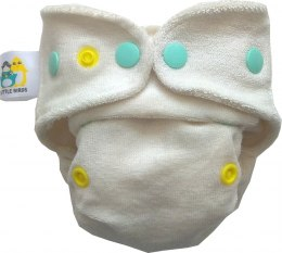 Fitted diaper NB/S